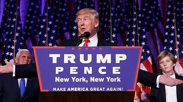 Trump gana las elecciones americanas