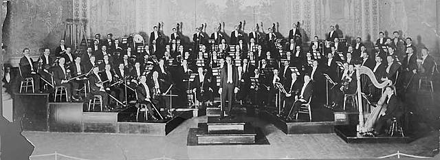 Philharmonic was founded