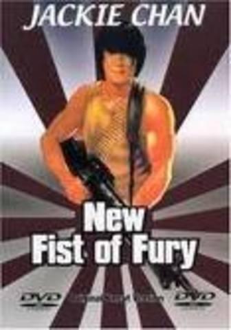 fist of fury!!