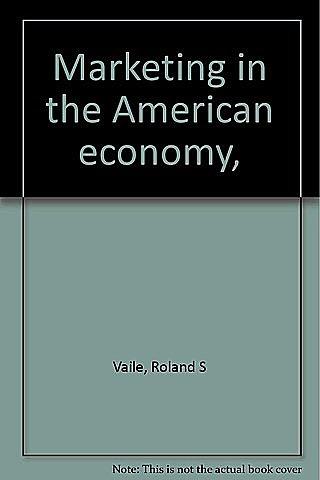 OBRA: Marketing in the Amercian Economic