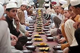 Citizens in Middle East begin to acknowledge the tradition called Ramadan