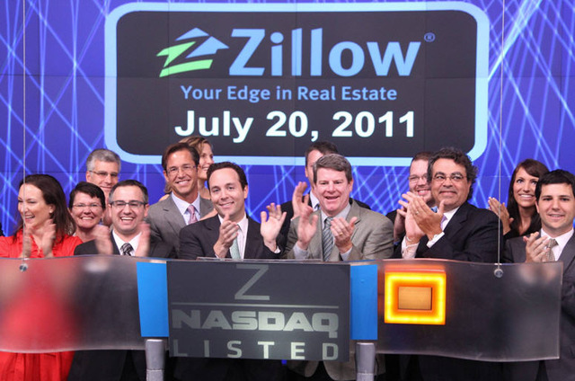Zillow IPO is official