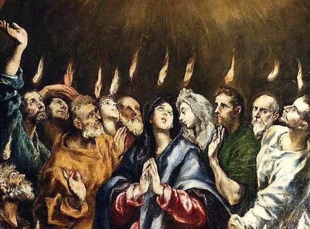 DÍA DE PENTECOSTES