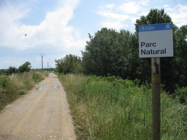 Parc Nacional dels Aiguamolls de l'Empordà - km 3