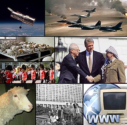 Década de 1990 - 2000 (GLOBALIZAÇÃO)