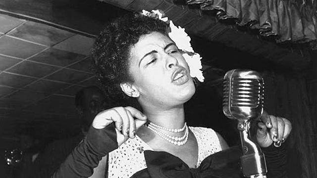 Billie Holiday 07/04/1915 - 17/07/1959