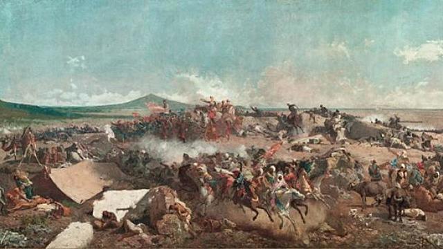 Primera Guerra de Marruecos