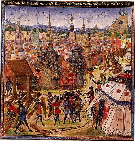 Jerusalén liberada (Renacimiento)