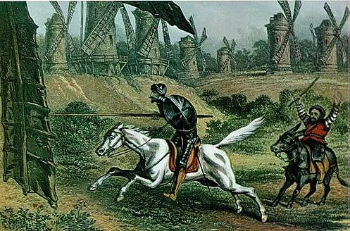 Don Quijote de la Mancha (Barroco)
