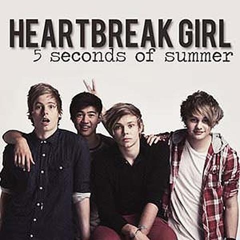 Heartbreak Girl Video