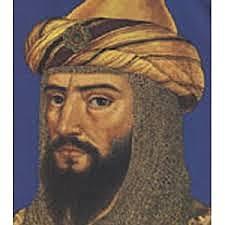 Saladin Makes His Move