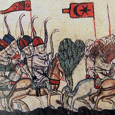 The Crusades timeline