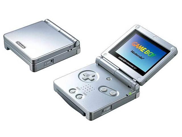 Nintendo Game BoyAdvance SP
