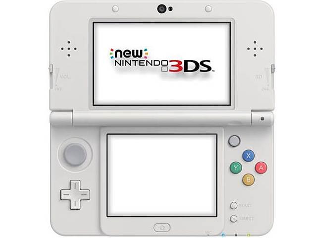Nintendo nuevo 3DS