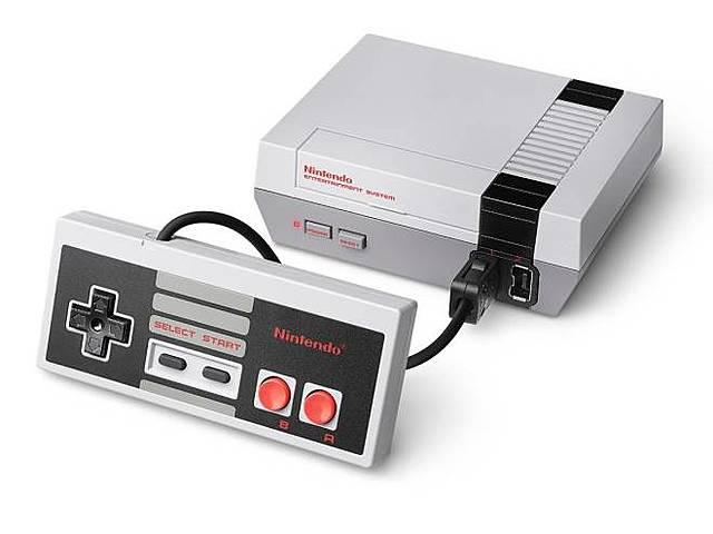 Nintendo NES  (Nintendo Entertainment System) Classic Edition