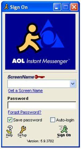 AOL instent messenger