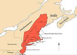 Dominion of New England is established.