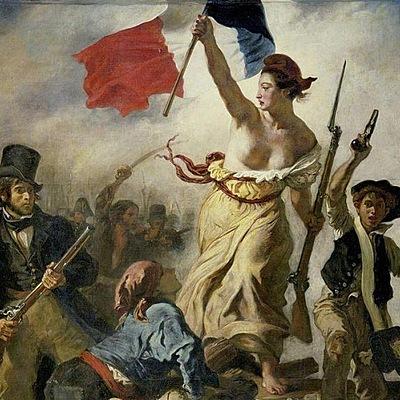 Revolución Americana y Francesa. timeline