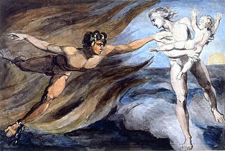 El matrimonio del cielo y el infierno (Romanticismo)