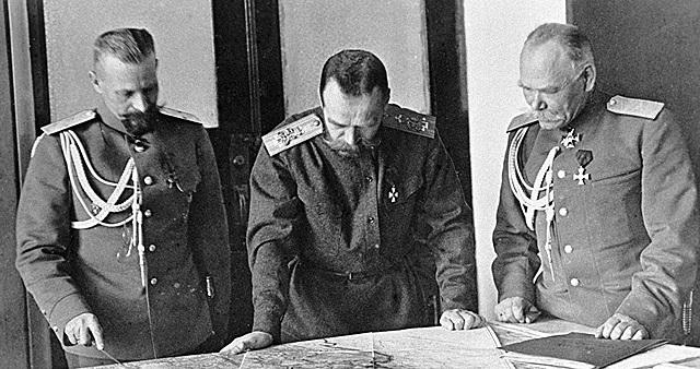 Abdication of the Tsar