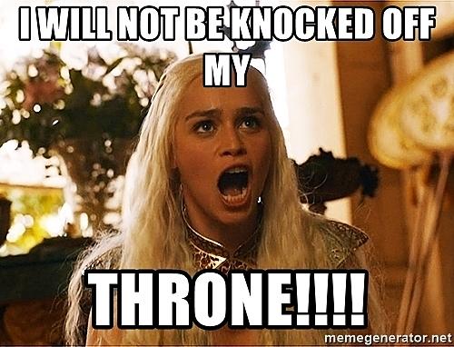 Gir ikke fra meg arveretten til Norges trone!