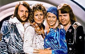 Победа ABBA, Швейцария