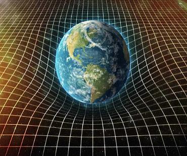 La ley de la gravedad