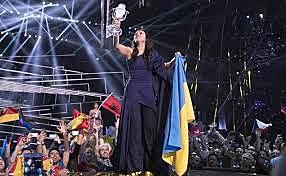 Победа Джамала, Украина
