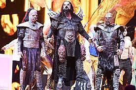 Победа Lordi, Финляндия