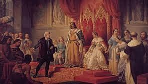 El descubrimiento de América y la conquista de Granada