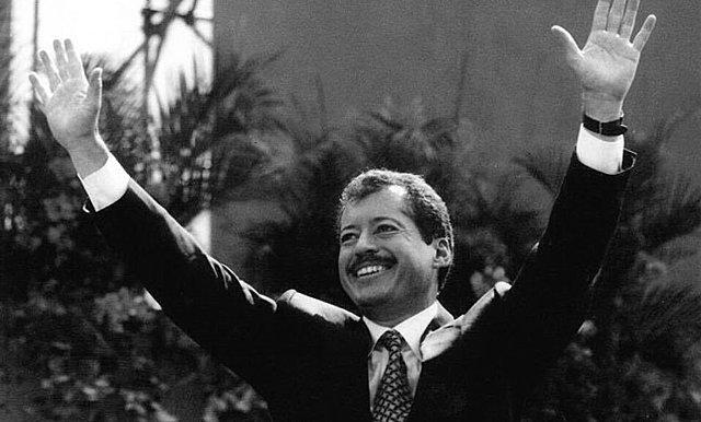 Muerte de Luis Donaldo Colosio.