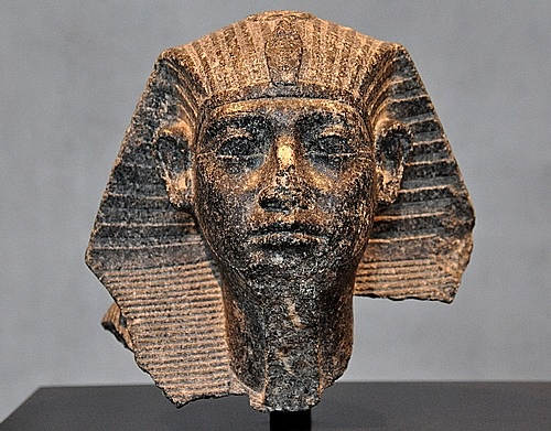 Second Intermediate Period (1640-1520 BC) Dynasties XV-XVII