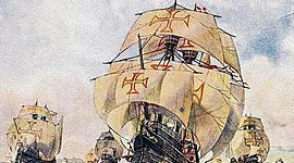 Descobertas Marítimas 1415-1513 timeline