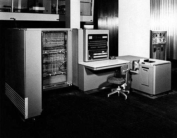 Computadores de primeira geração
