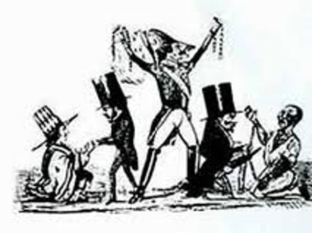 Decreta la libertad de todos los esclavos