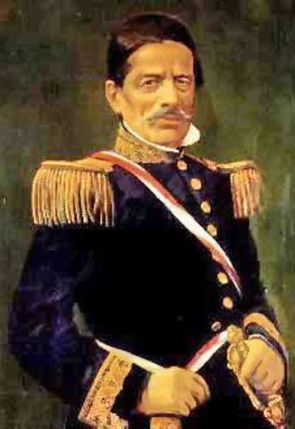 El final  de Ramón Castilla