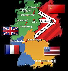 Inicio del bloqueo de Berlín