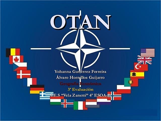 Creación de la OTAN