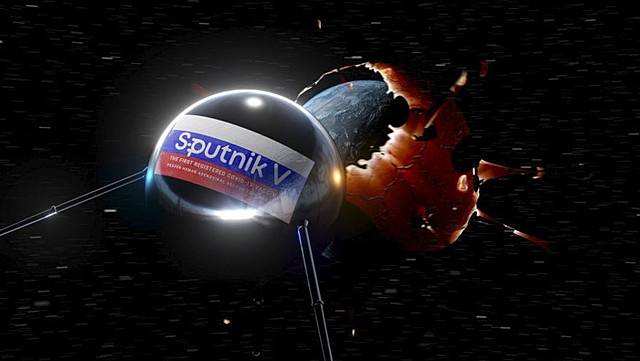 Lanzamiento del Sputnik-I