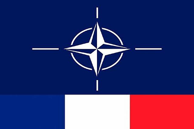 Retiro de Francia de la O.T.A.N.