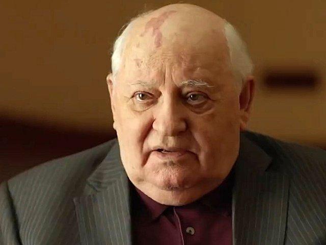 Gorbachov en la URSS