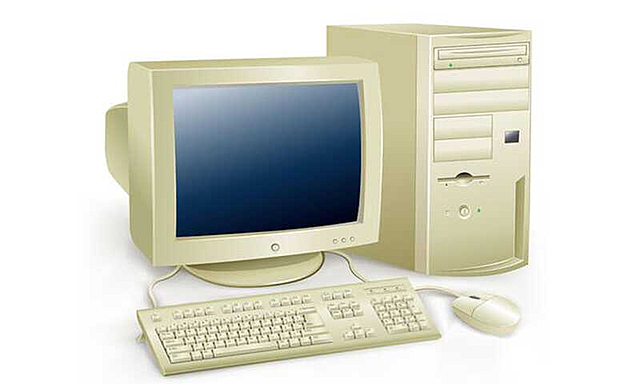 Computadores da década de 90