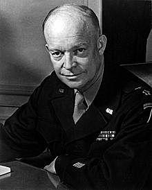 Llegada al poder de Eisenhower
