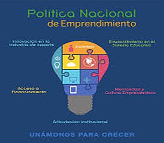 POLITICA PUBLICA DE EMPRENDIMIENTO