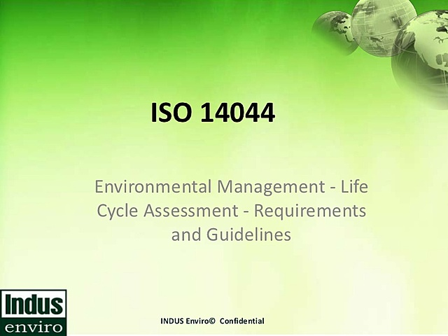 ISO 14044:2006