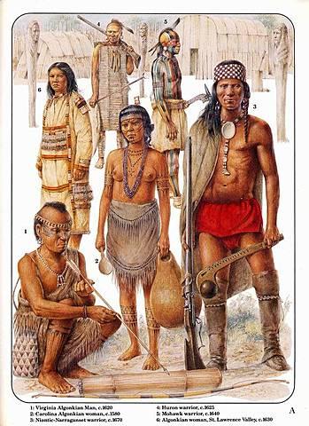 La Gens Iroquesa