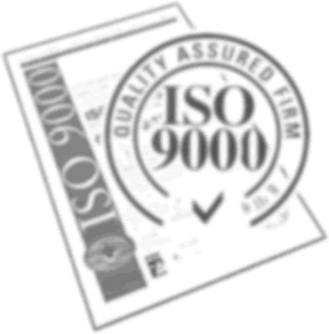 certificacion ISO 9000