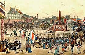 Henrettelsen av Robes-Pierre
