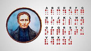 Alfabeto braille (Louis Braille)