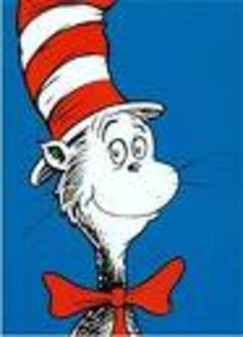The Cat in the Hat is published